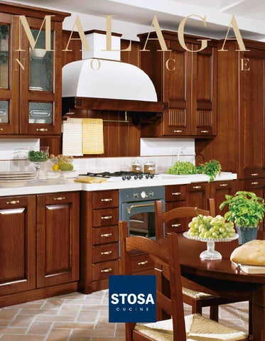Stosa Cucine Classiche | Malaga Noce by Irina Medvedeva - issuu