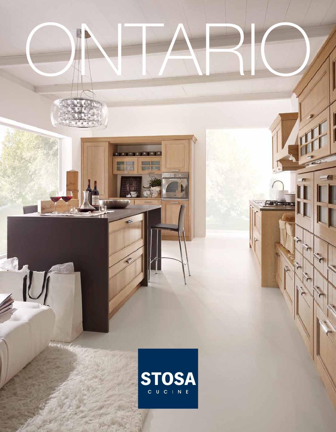 Stosa Cucine Contemporanee   Ontario by Irina Medvedeva - issuu
