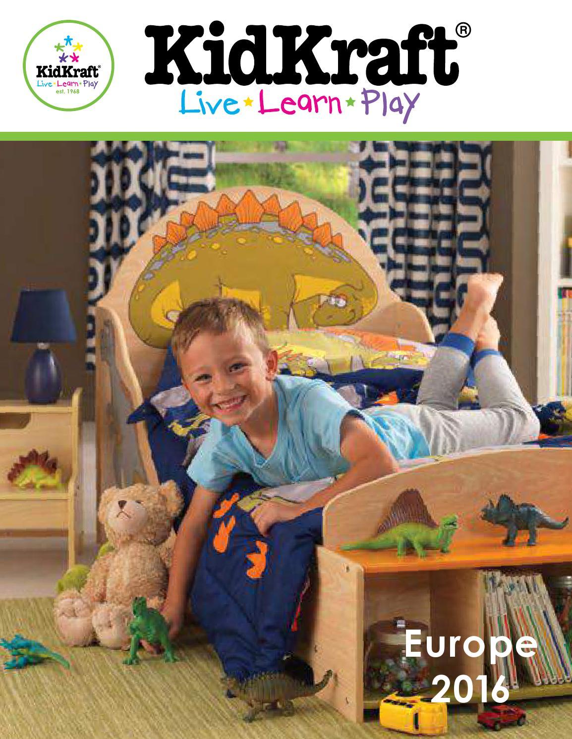 Kidkraft austin toy box natural 14953 - Kidkraft Katalog 2016 Staskka By Otro Ka Trgovina Staskka Vse Za Otroka Issuu