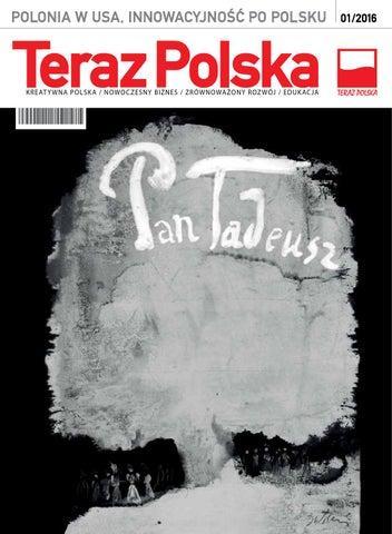 e313e9c3de2aff Magazyn TERAZ POLSKA (16) 1/2016 by Best Place Institute - issuu