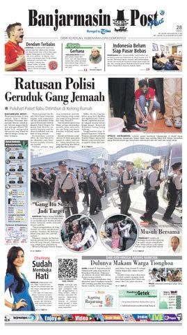 Banjarmasin Post Jumat 4 Maret 2016 By Banjarmasin Post Issuu