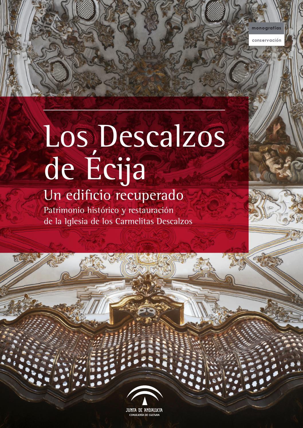 AA. VV. Los Descalzos de Écija. 2011 by Ecijateca - issuu 8e708ffa5c5