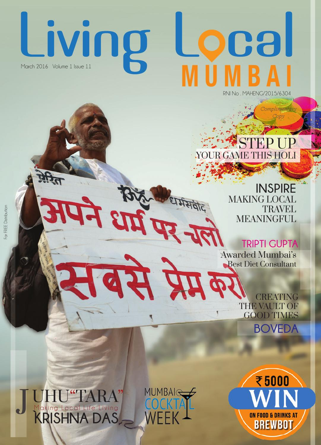 Living Local Mumbai (Andheri West Edition) by Living Local