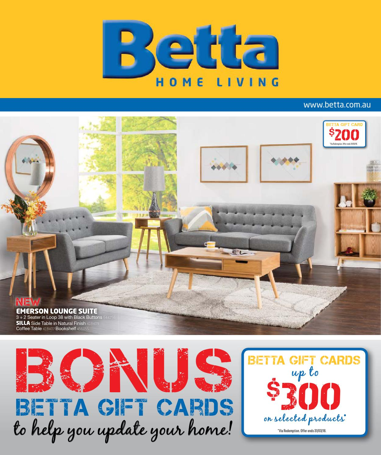 Betta Home Living March Furniture Catalogue 2016 By Betta Home Living    Issuu
