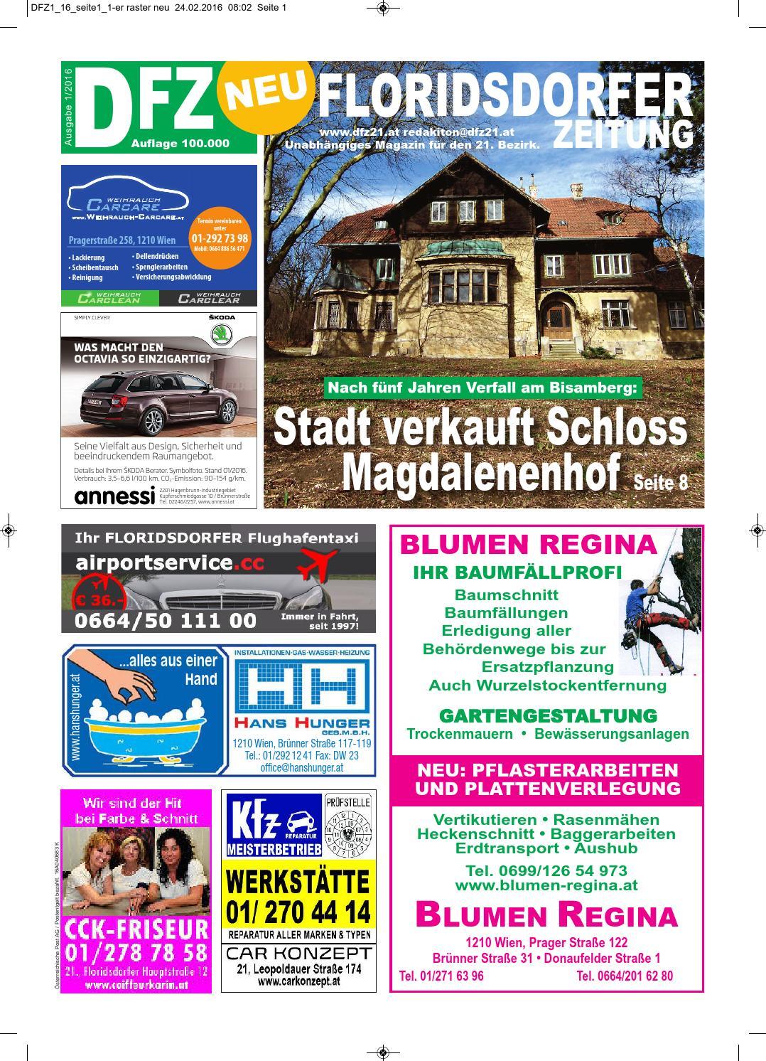 Dfz1 2016 gesamt by niky issuu for Gartengestaltung 1210 wien