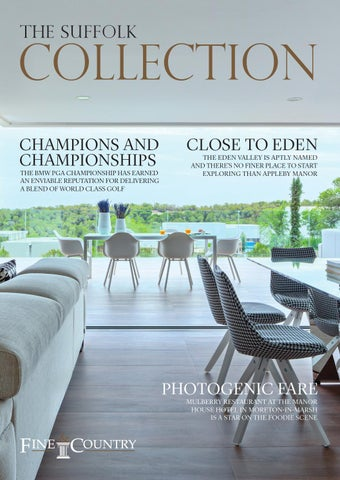 luxurious and splendid celtic bedroomtwo bedroom flat in dubai. Page 1 The Suffolk Collection  Issue One by Fine Country issuu