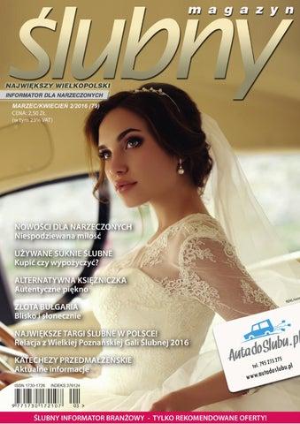 9fa8fb8430 WEDDING magazyn ślubny by WEDDING - issuu