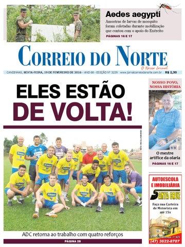 ff4f2566f8 Edição 3229 by Jornal Correio do Norte - issuu