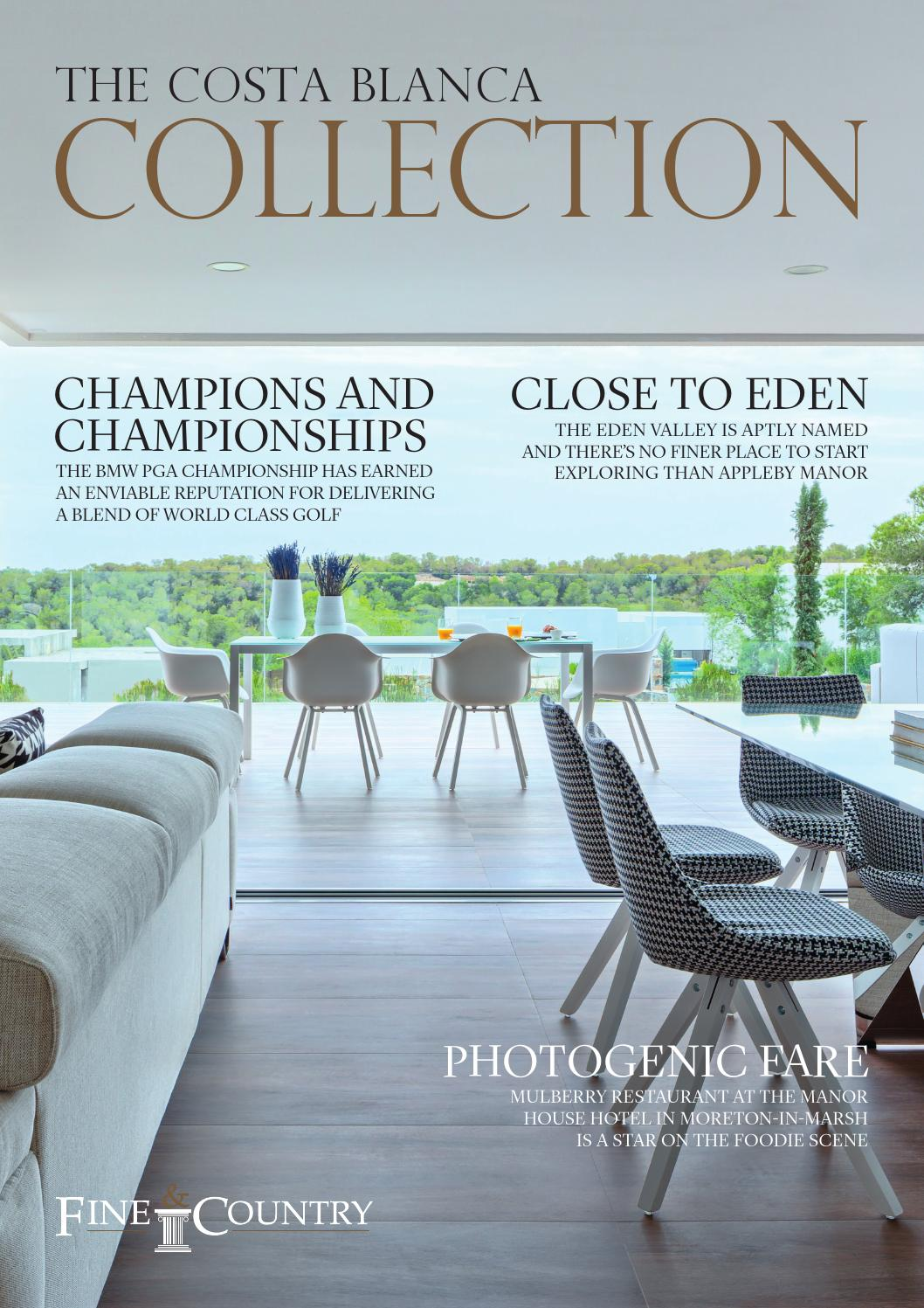 The Costa Blanca Collection by Fine & Country - issuu