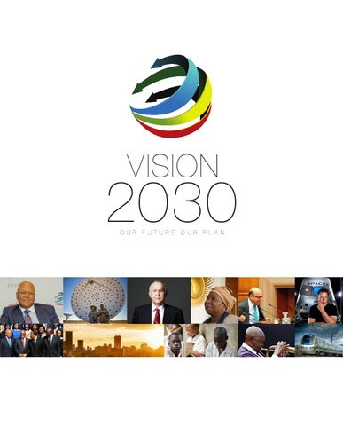 Vision 2030 Publication 2015 Full Book By Topco Media