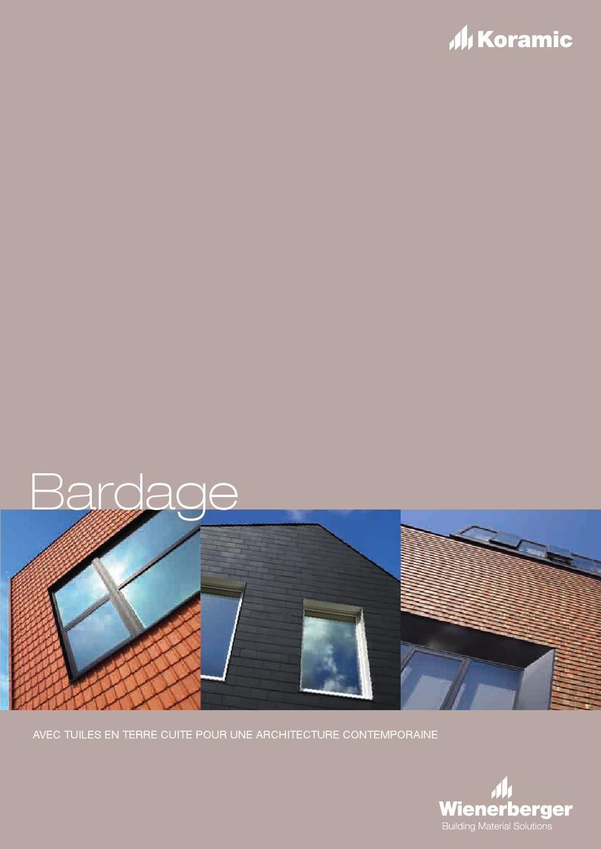 Avec tuiles en terre cuite pour une architecture for Architecture contemporaine definition