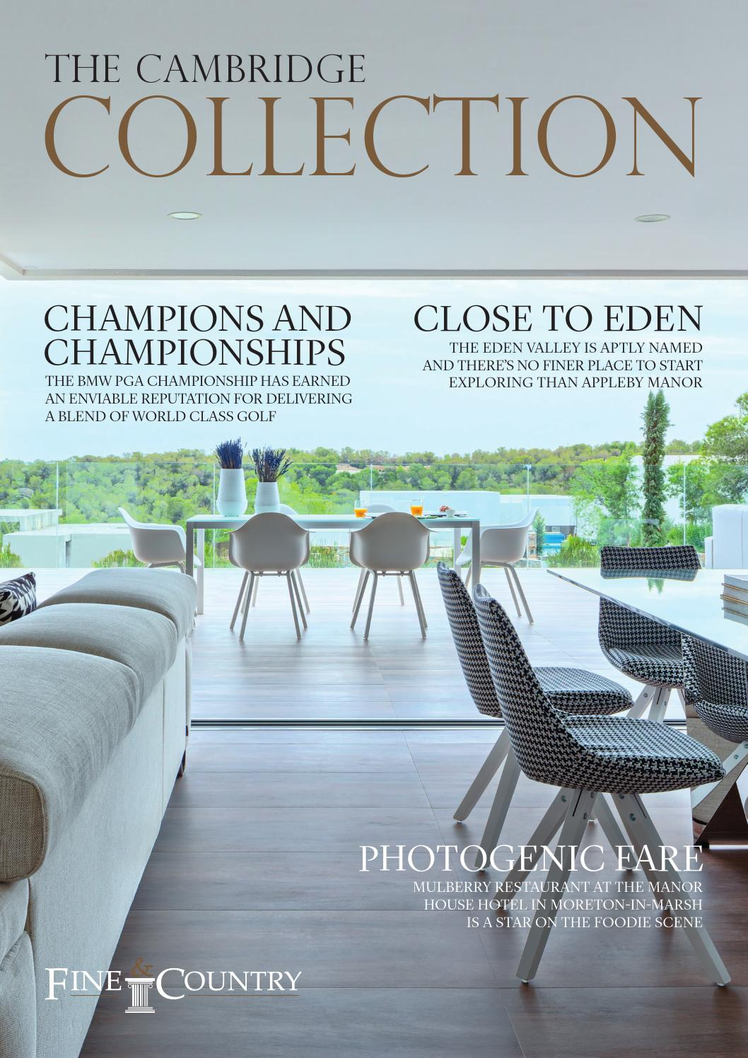 Cambridge The Collection Issue 1 2016 by Fine & Country - issuu