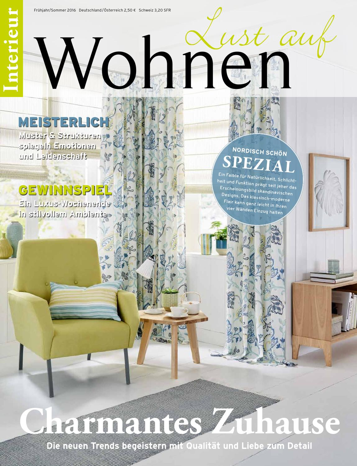 Interieur - Lust auf Wohnen by new media works - issuu