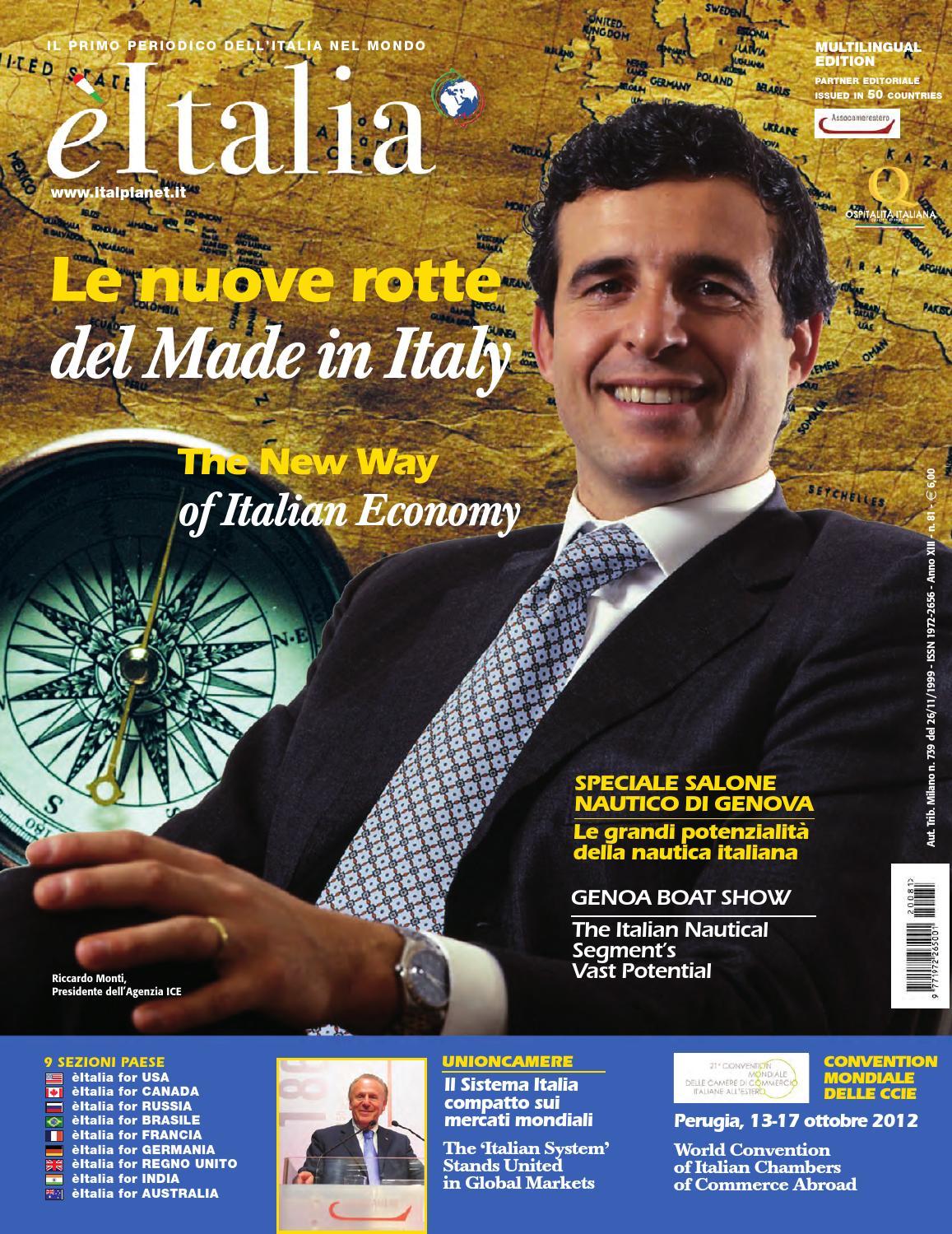 èitalia 81 – Il Primo Periodico dell Italia nel Mondo by èItalia - issuu 34a8cafd9c2f