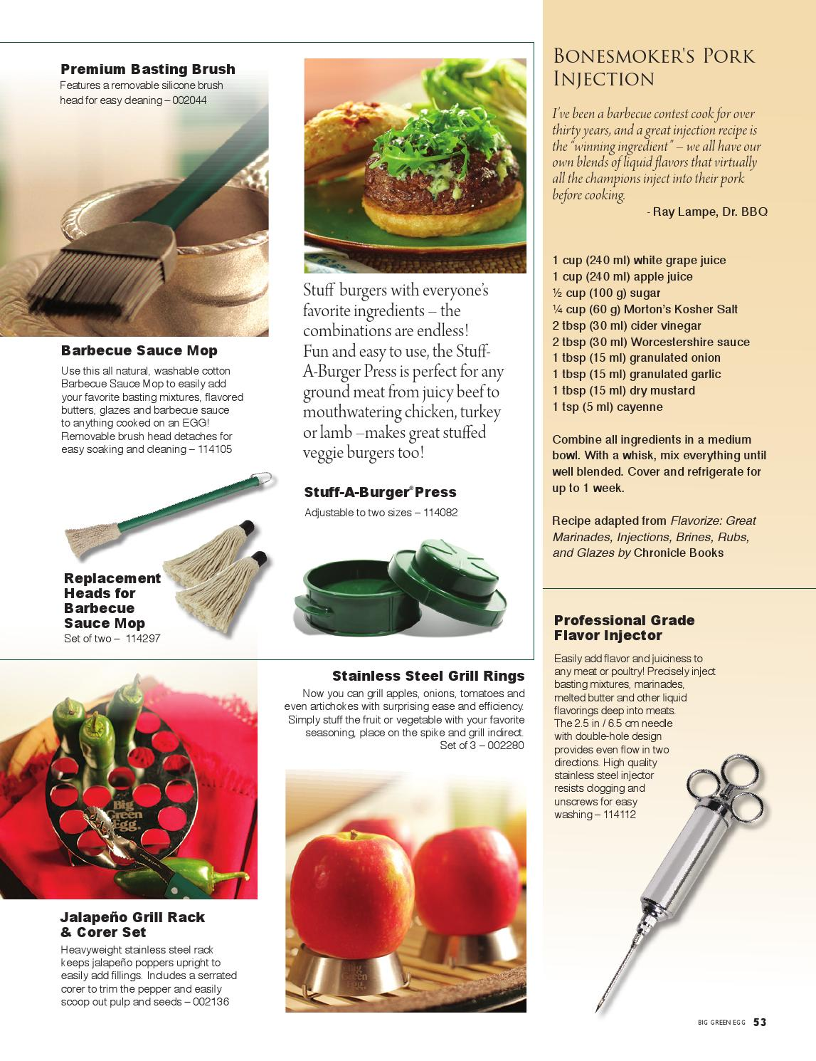 Big Green Egg Lifestyle Magazine V6 by Big Green Egg - issuu