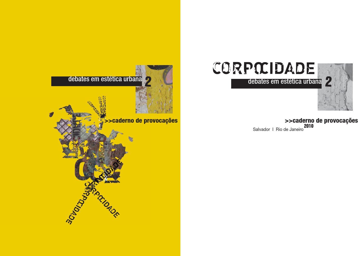 Caderno De Provocacoes