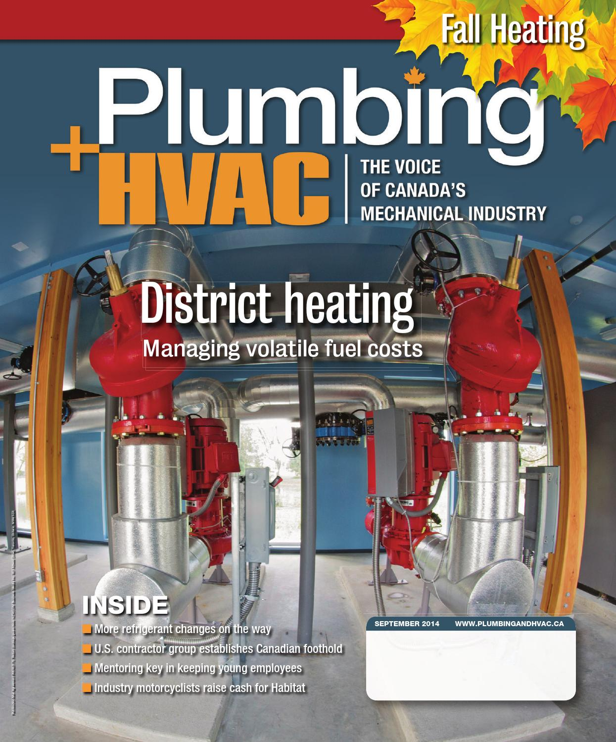 Kuwait Hvac Companies Mail: September/October 2014 By Plumbing And HVAC