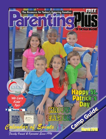 March 2016 By Parenting Plus Magazine Issuu