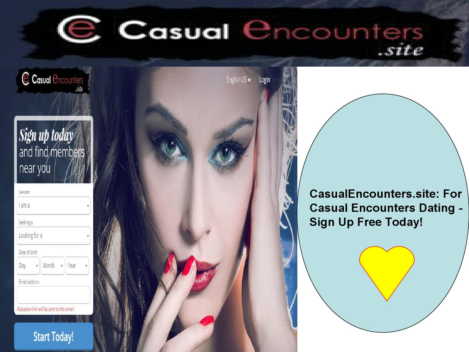 Casual encounters site