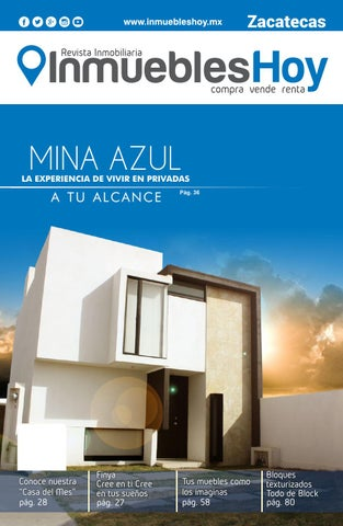 Page 1. Zacatecas. MINA AZUL. LA EXPERIENCIA DE ... 38f4603acbcf
