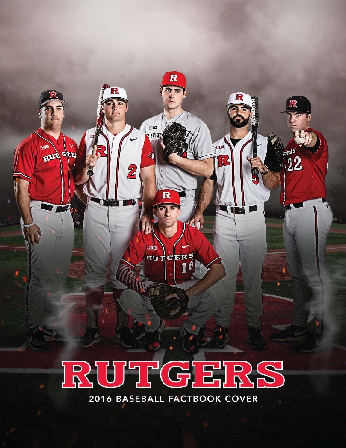 2016 Rutgers Baseball Fact Book by Rutgers Athletics - issuu