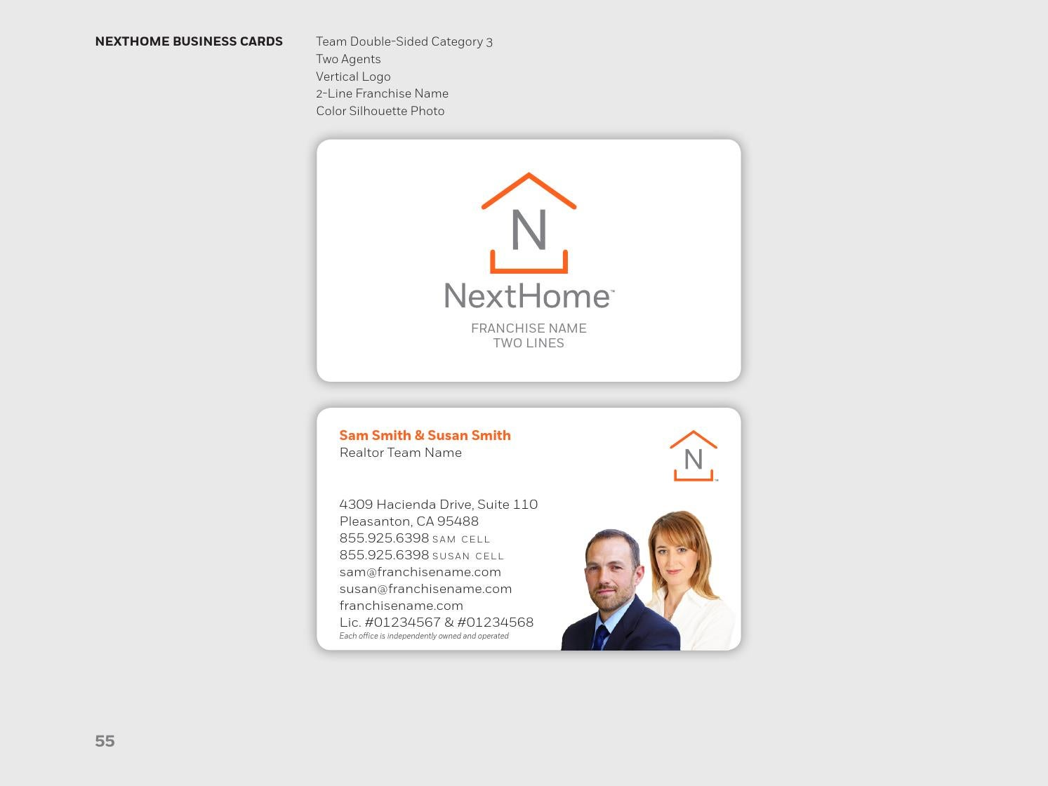 Nexthome business card designs by nexthome issuu reheart Images