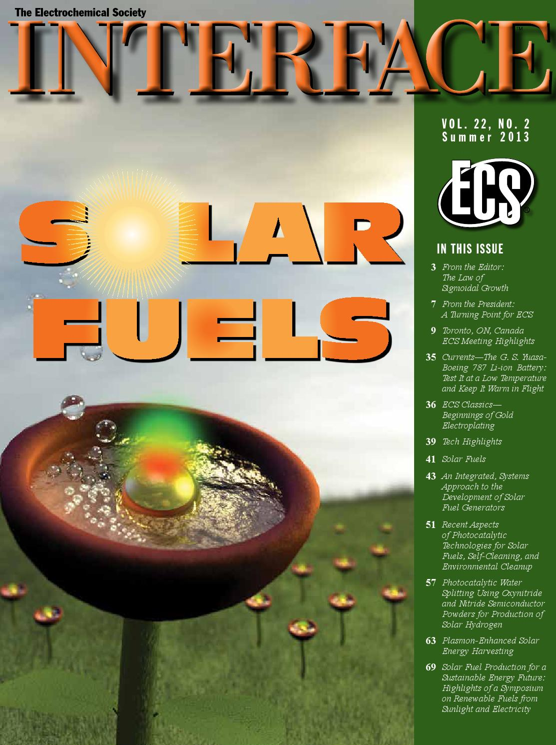 ff7cc4764d Interface Vol. 22, No. 2, Summer 2013 by The Electrochemical Society ...