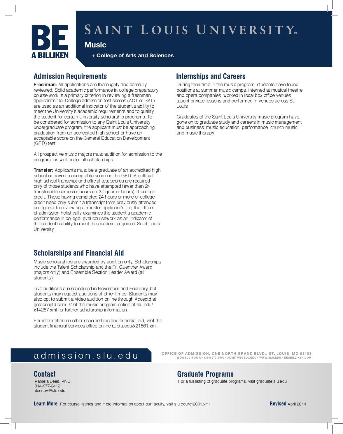 PROGRAM SHEETS: Undergraduate by Layla - issuu