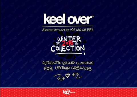 CATALOGO KEEL OVER WINTER 2016 by keel over - issuu