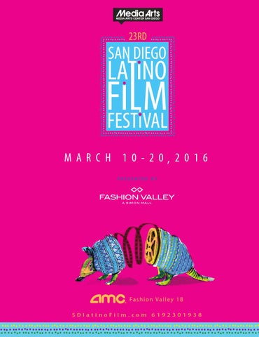 7ecd1be64b8 San Diego Latino Film Festival Catalogue 2016 by Ethan Thillo - issuu