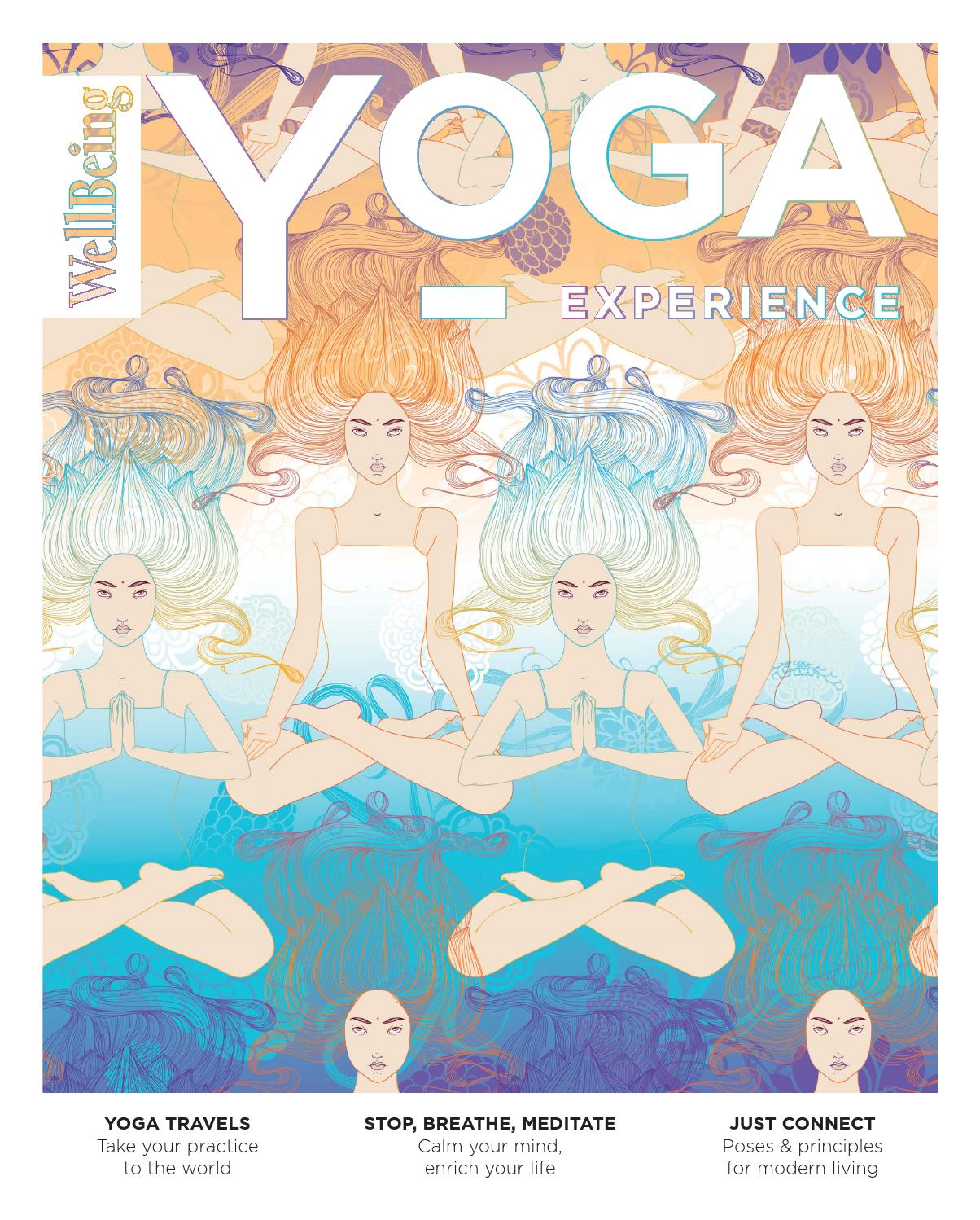 The Yoga Experience By Wellbeing Issuu Tone Circuit Besides Blend Pot Wiring Diagram Also Blender