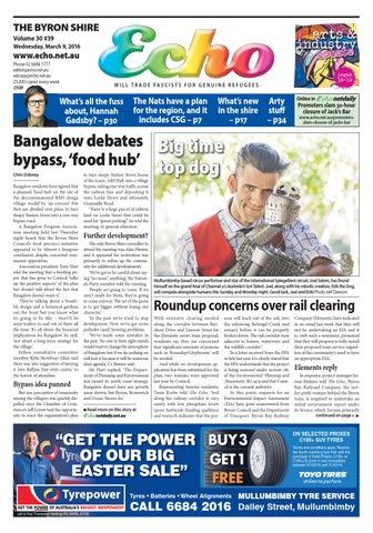Byron Shire Echo Issue 3039 09032015 By Echo Publications Issuu