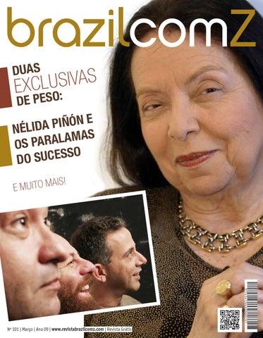 Revista Brazilcomz Nº 101 Março 2016 By Revista Brazilcomz Issuu