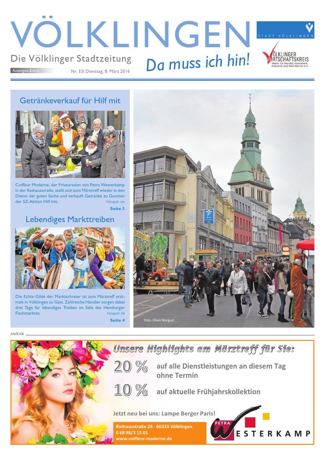 Völklingen da muss ich hin 08.03.2016 by Saarbrücker VerlagsService ...