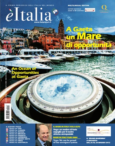 èitalia 77 – Il Primo Periodico dell Italia nel Mondo by èItalia - issuu ebb977e0b30