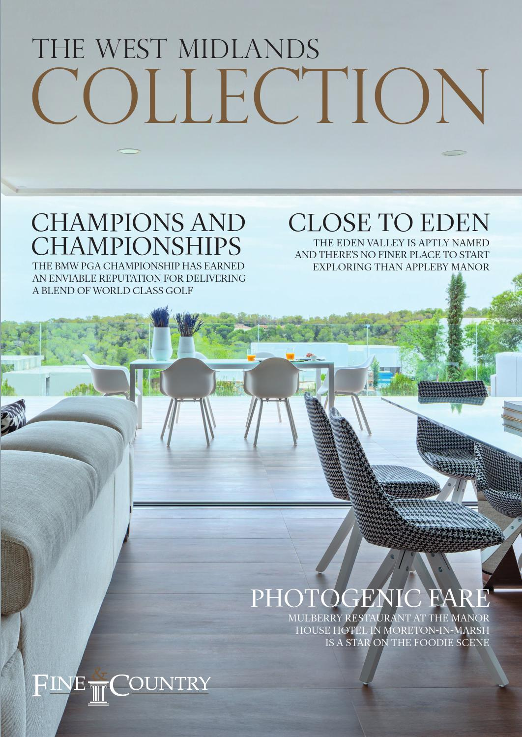 West Midlands The Collection Issue 1 2016 By Fine
