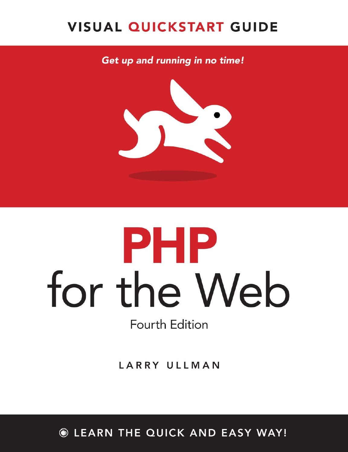 Php for the web visual quickstart guide 4th edition2011bbs by Norbert -  issuu