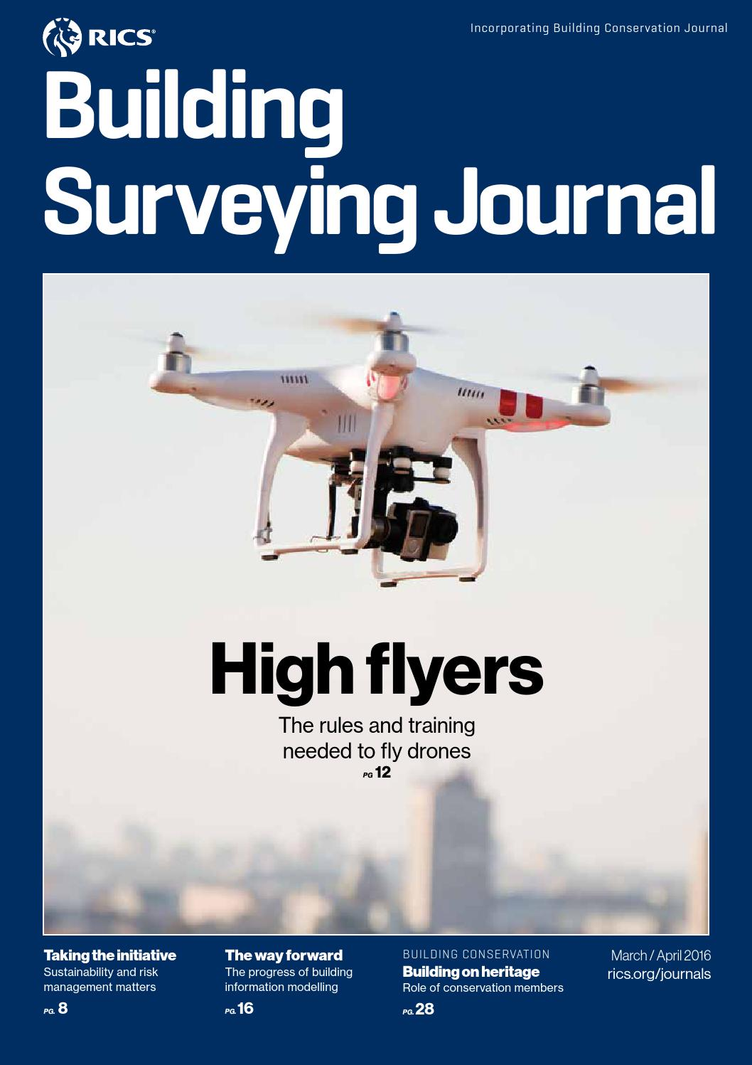 Building Surveying Journal March April 2016 By Rics Issuu