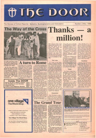 2 May 1989 By Diocese Of Oxford Issuu