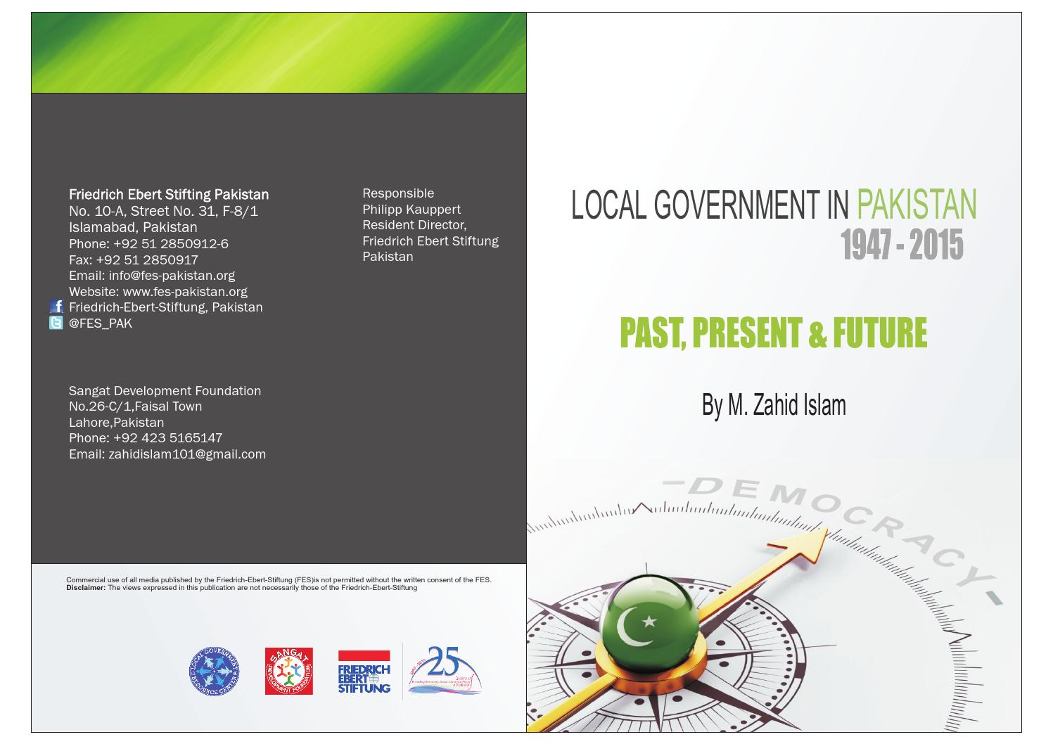 Government 1979 ordinance local pdf sindh