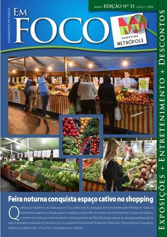 7496d1ed3 Informativo do Lojista   Shopping Metrópole   Edição 31 by 2x1 ...