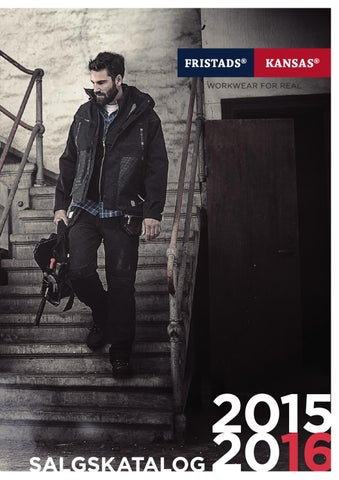 d8ad9078 Fristads kansas salgskatalog 2015 2pdf by Peter Kolle - issuu