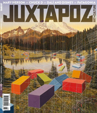 9ce4faa9a577 juxtapoz art & culture august 2015 by Juxster - issuu