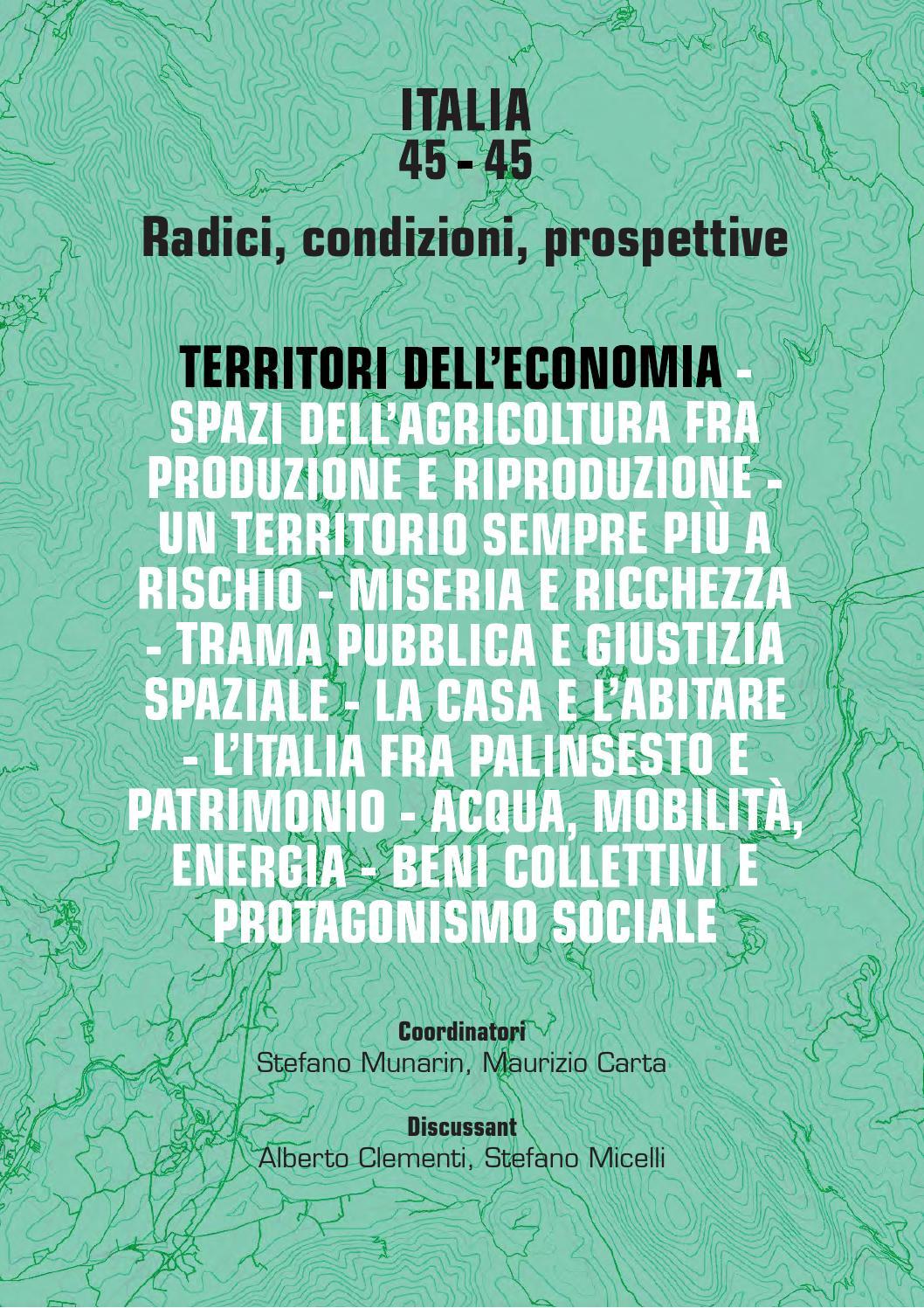 Atti della XVIII Conferenza nazionale SIU | Italia '45 '45