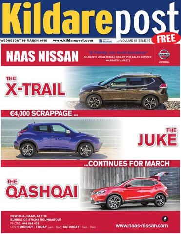 Kildare post 23 03 17 by River Media Newspapers - issuu cab8315a3670c