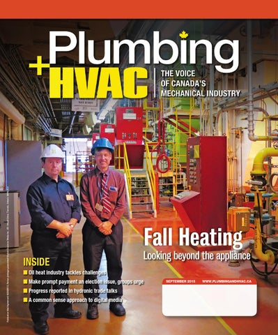September 2015 by Plumbing and HVAC - issuu