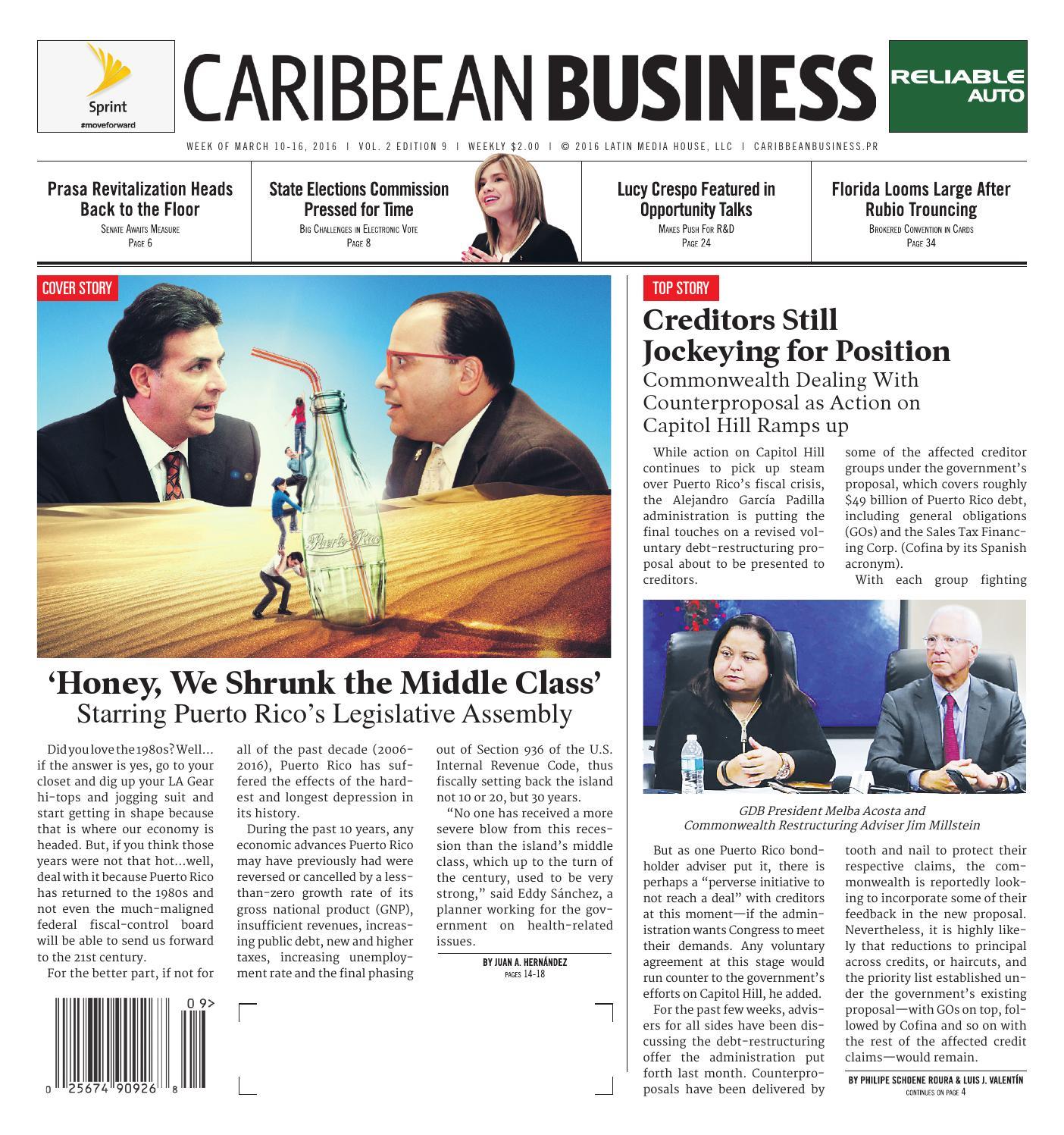 caribbean business march 10 2016 by latin media house llc issuu
