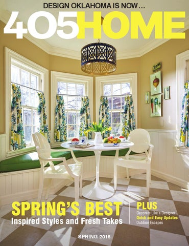 405 Home Spring 2016 By 405 Magazine Issuu - Reawakening-the-midcentury-modern-vibe