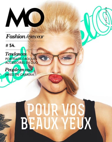 Lunettes de Style by Jean-Christian Hunzinger - issuu 945992f6bbfc