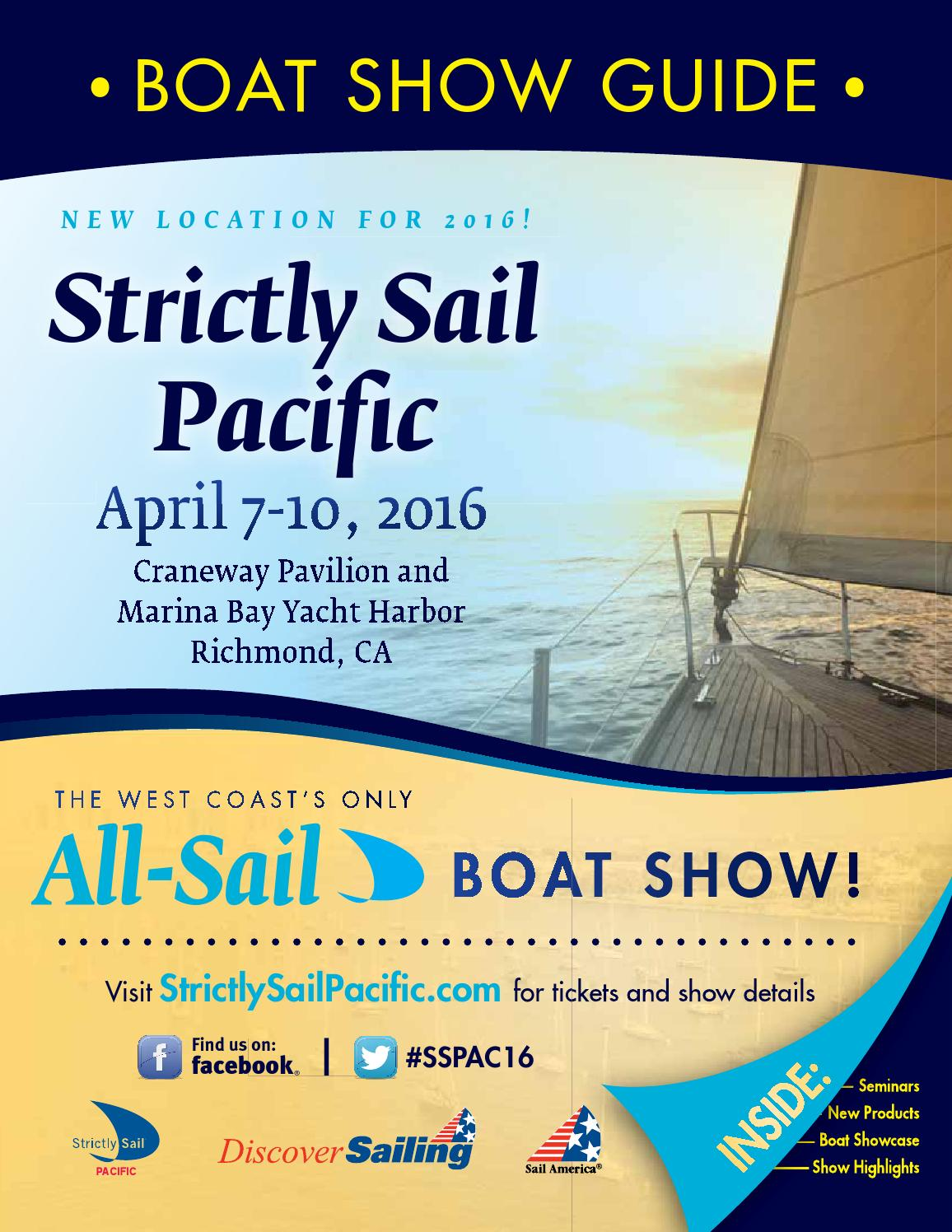 Strictly Sail Pacific 2016 By Latitude 38 Media Llc Issuu Maclube Electric Fuel Pump Instruction Sheet